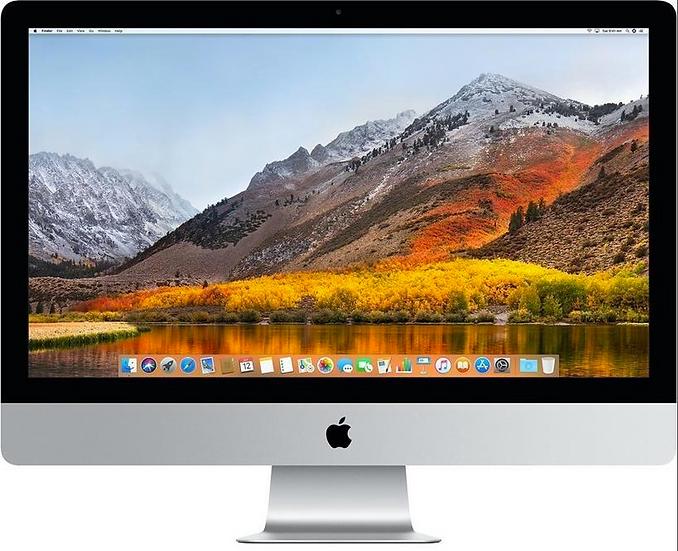 """iMac 21.5"""" i5 2.5Gb GHz 10Gb RAM 480Gb SSD"""