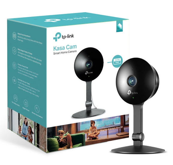 Kasa Cam KC120 Crystal Clear Video - security cam