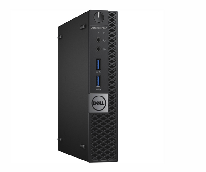 Dell OptiPlex 7040 Micro Core i5-6500T 2.5GHz  A-