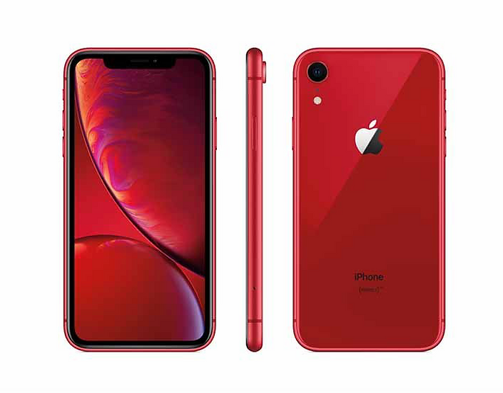 APPLE iPhone XR 'AB' GRADE 256GB RED