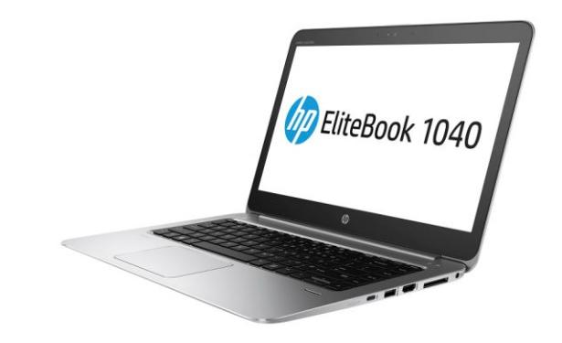 """HP ELITEBOOK 1040 G3 i5 6200U 8GB 256GB SSD 14"""""""