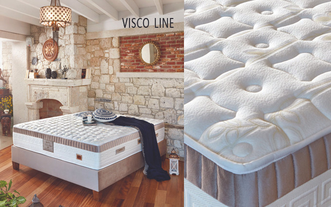 VISCO LINE matrac