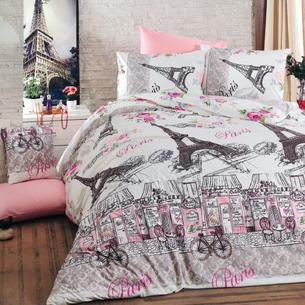 Paris egyszemélyes pamut ágynemű