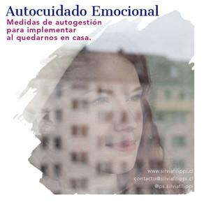 Guía de Autocuidado Emocional
