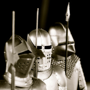 El peso de mi armadura