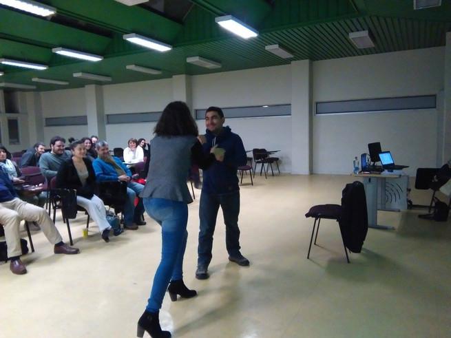 Meetup Alba Emoting