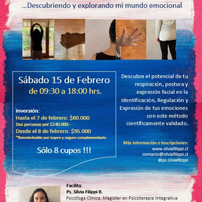 Taller Introductorio Método Alba Emoting