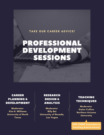 Professional Development Sessions