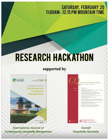 Research Hackathon