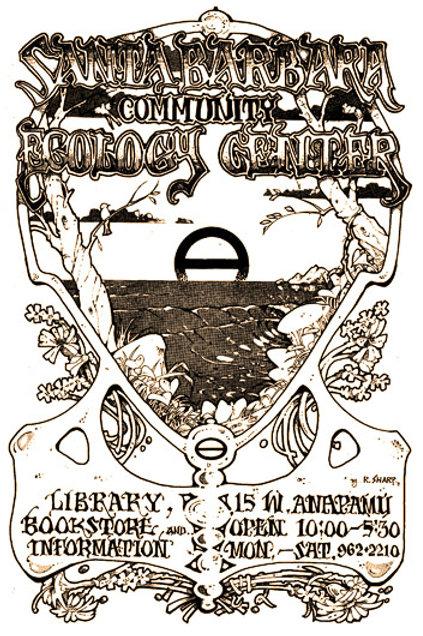 Santa Barbara Ecology Center Poster
