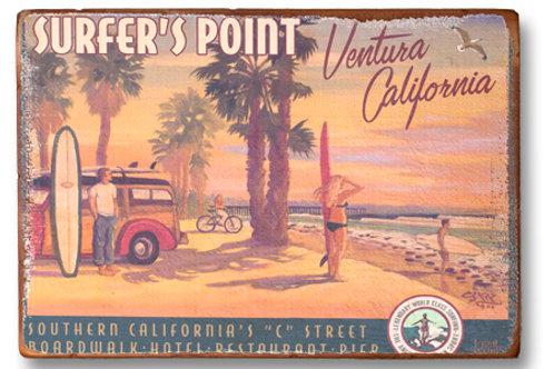 Surfer's Point (C Street)