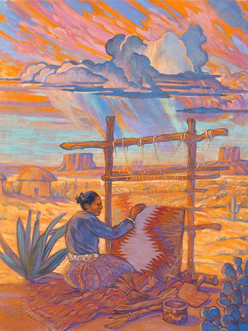 The Rug Weaver