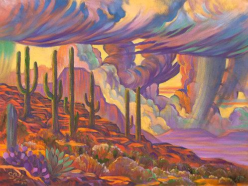 High Desert Monsoon