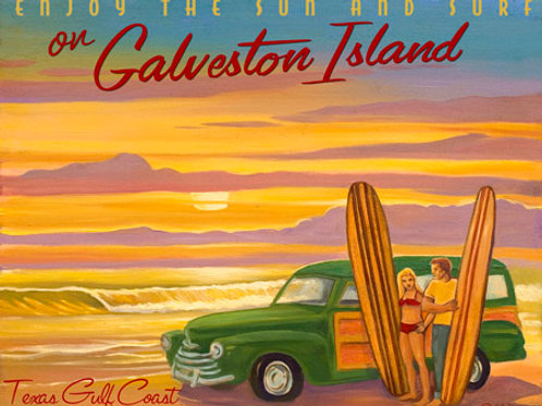 Galveston Islands