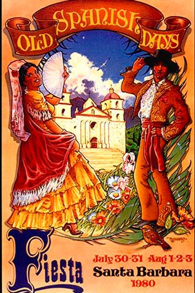 1978 Fiesta Poster