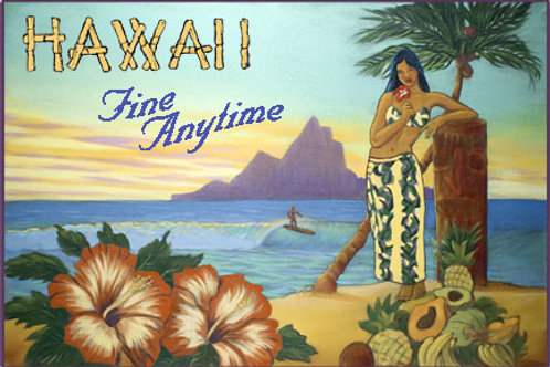 Hawaii - Fine Anytime