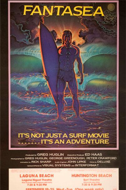 Fantasea Poster