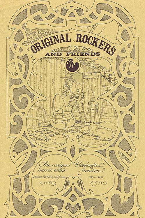Original Rockers Poster