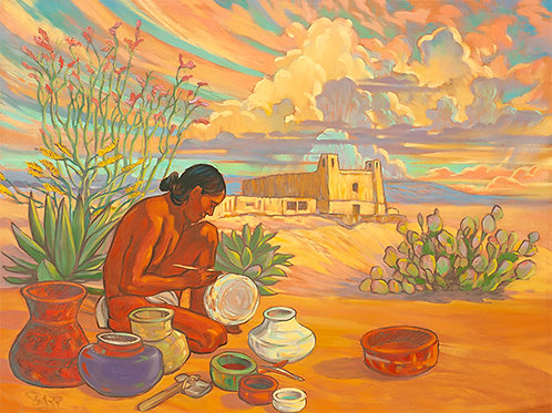 Pottery Painter