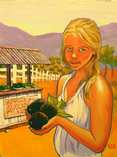 Foothill Fruit Seller