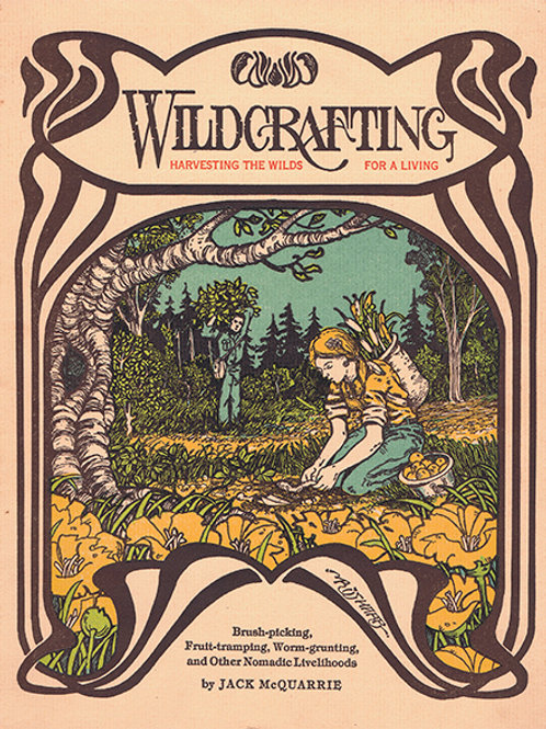 Wiildcrafting (Book Cover)