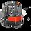 Thumbnail: Elektrisk motvekt, 3-hjuling - CPD18TV8