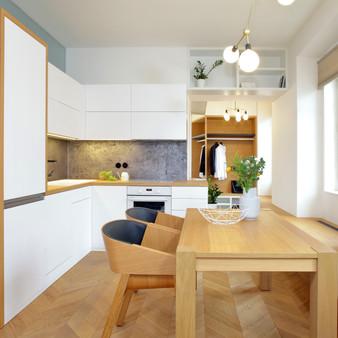 Rekonstrukce malého bytu