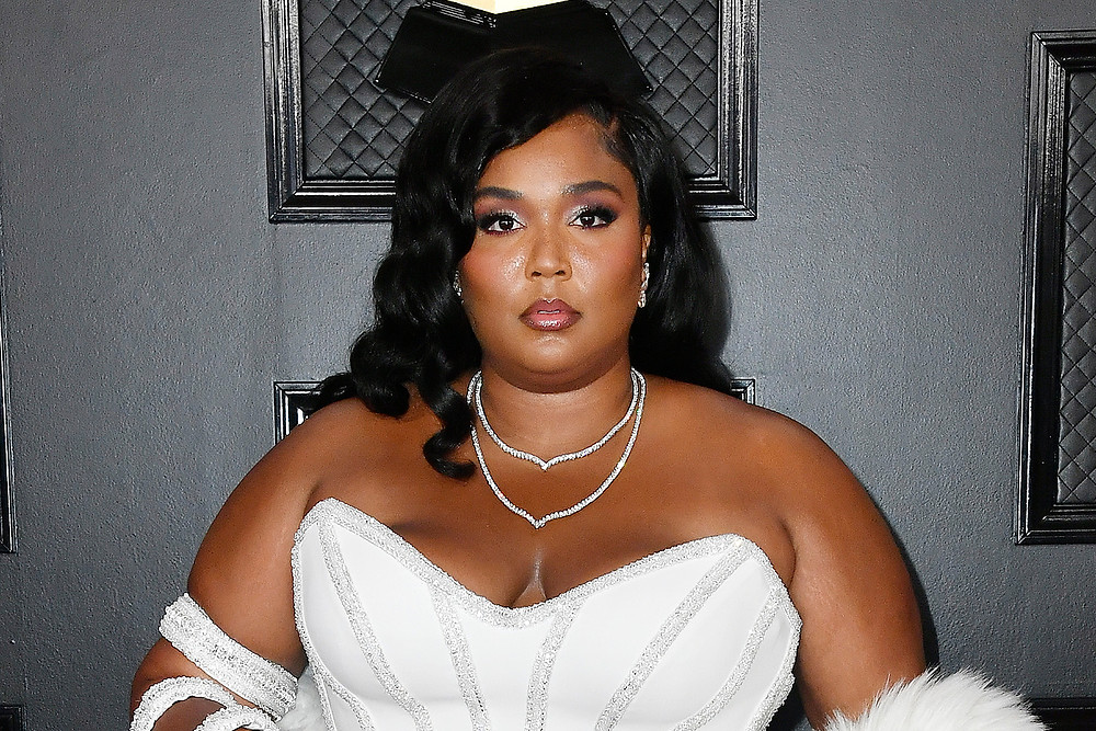 Lizzo / fully grown