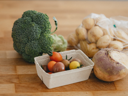 why you should buy organic fruit and veg.
