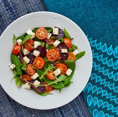 greek salad recipe.