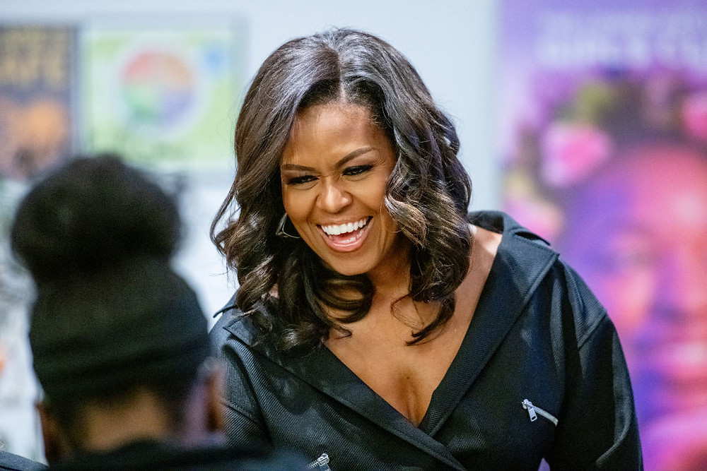 Michelle Obama / fully grown