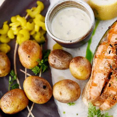 crispy potato recipe.