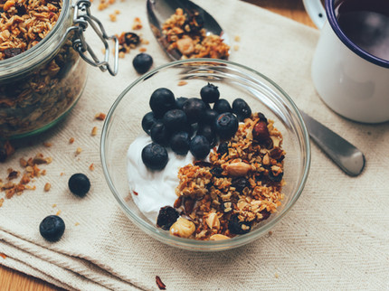 godly granola recipe.