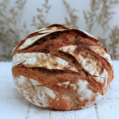 sourdough bread recipe.