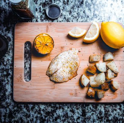 homemade haddock fishcake recipe.