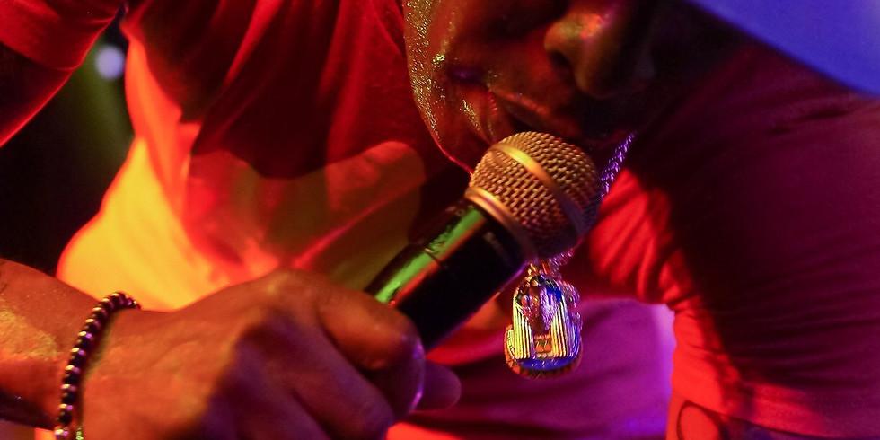 Coolio live at Poppodium, Bolwerk, Sneek NL