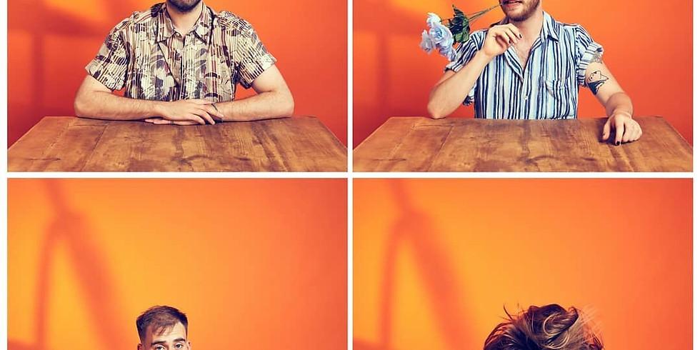 MUNKY : En, Deux, Trois, Cat EP Launch
