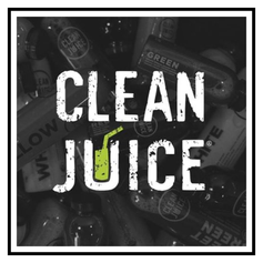 Thank you Clean Juice!