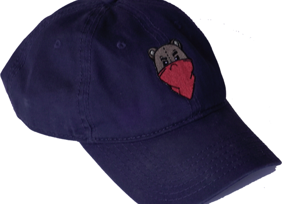 "Quoted Official ""Bear"" Unisex Dad Cap"