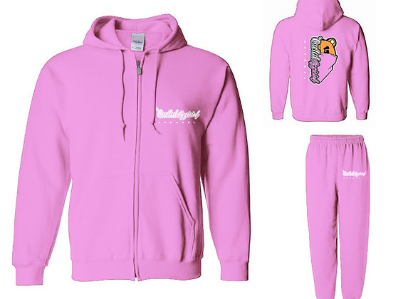 Quoted Official Half-Face Sweatsuits
