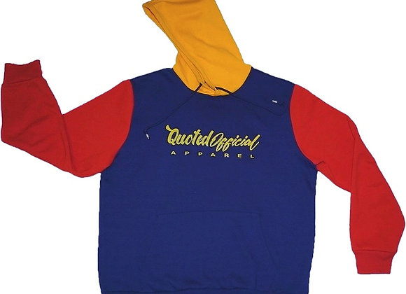 "Exclusive - ""Quoted Official Multi Color"" Pullover"