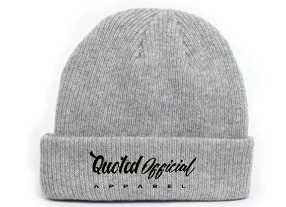 Quoted Official Unisex Beanie