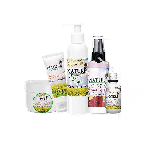 Face & Body Essentials Bundle