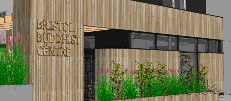 Bristol Buddhist Centre Renovation