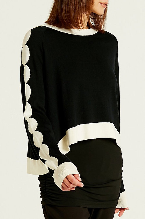 PLANET CIRCLING SWEATER