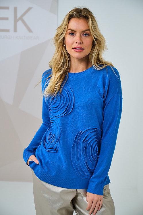 Edinburgh Flower Sweater