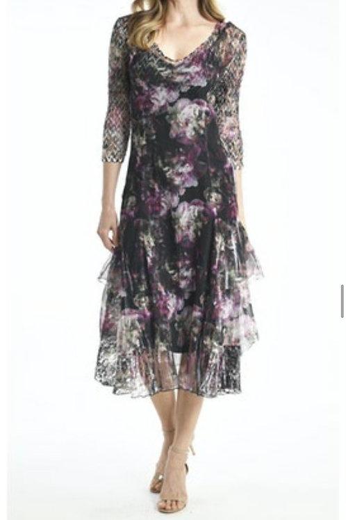 Komorov 1 piece Floral Dress