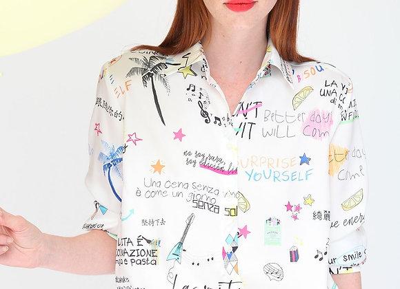 Villagallo Writing Shirt