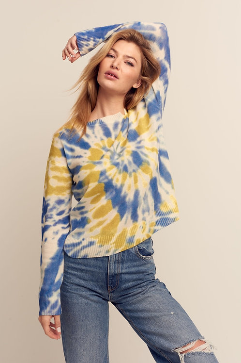 Lisa Todd Eclipse Tie Dye Sweater