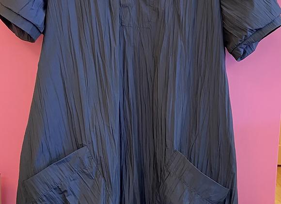 Lantern Krinkle dress